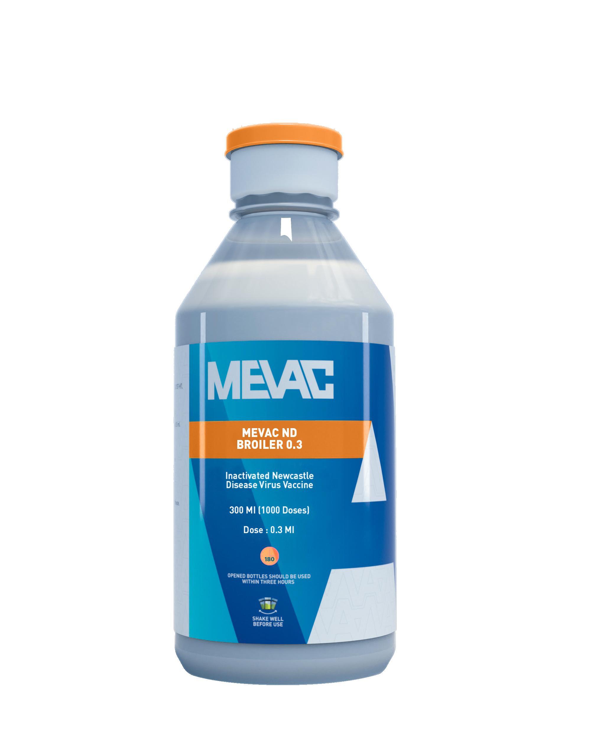MEVAC ND Broiler 0.3