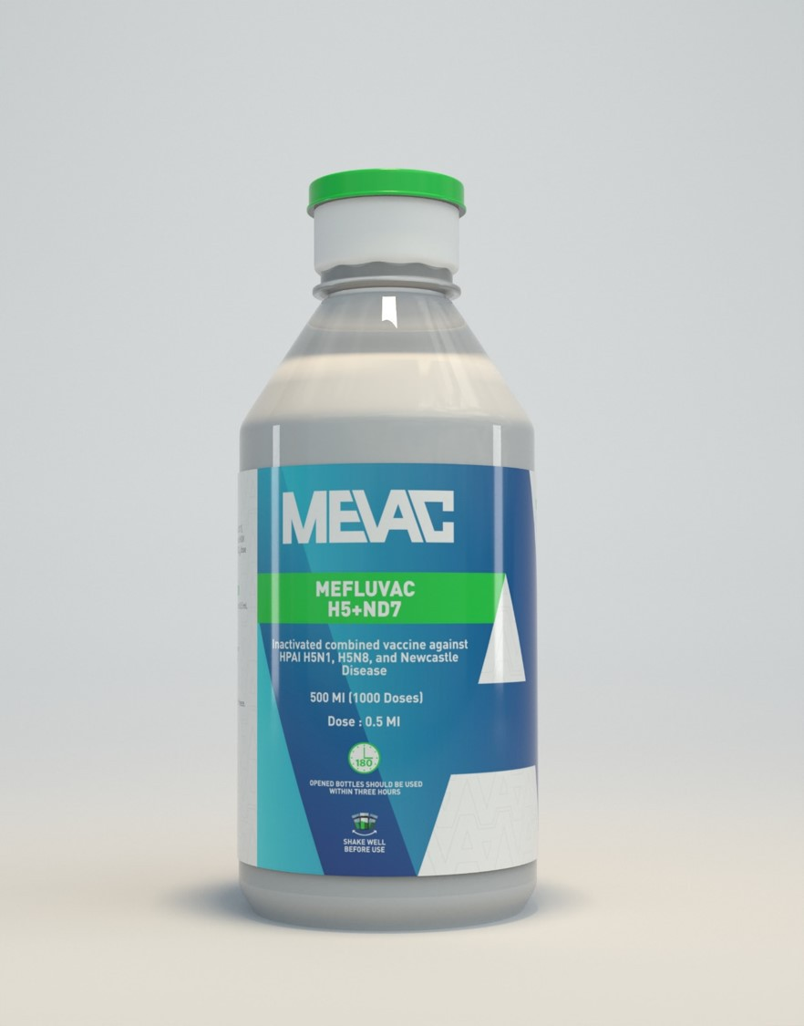 MEFLUVAC H5 + ND7
