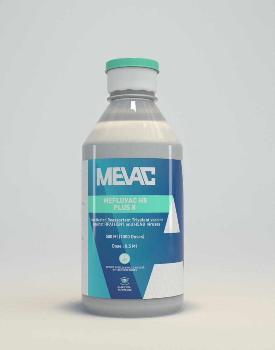 MEFLUVAC H5 Plus 8