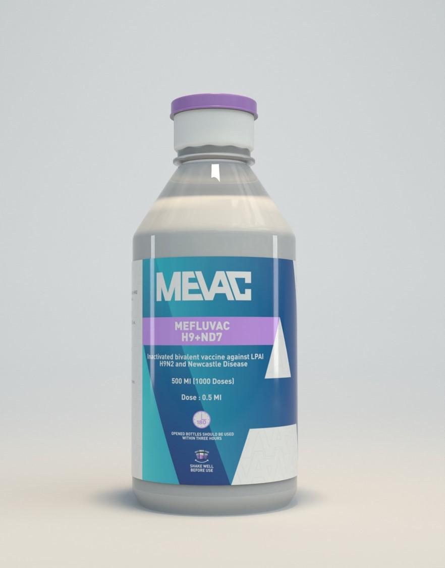 MEFLUVAC H9 + ND7