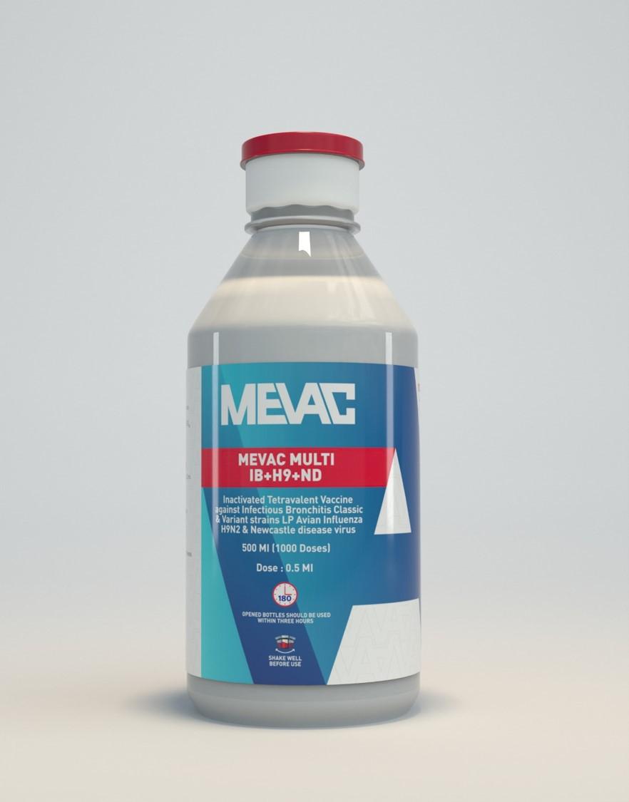 MEVAC MULTI IB + H9 + ND